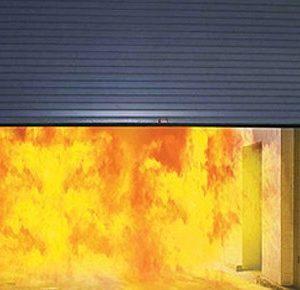 cửa cuốn thép chống cháy AF100