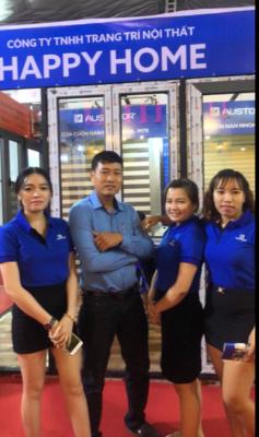 Công ty tham gia VietBuild 2018