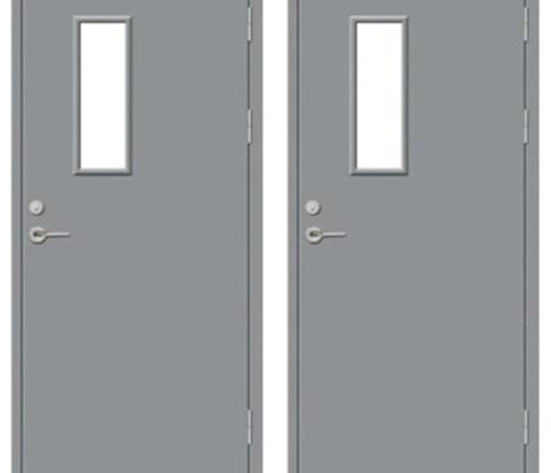 Cửa thép ngăn cháy có mấy cấp độ?  5-11