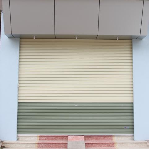 cửa cuốn austdoor khi mất điện
