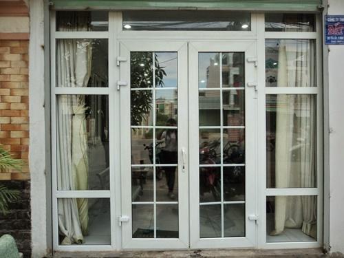 khung nhôm cửa kính