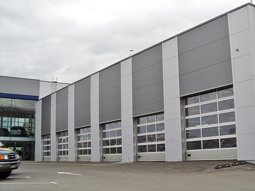 cửa cuốn công nghiệp