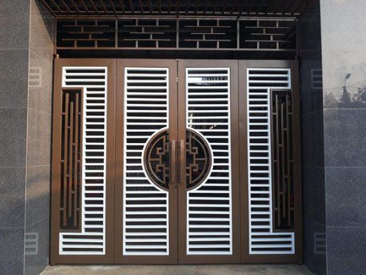 cửa sắt