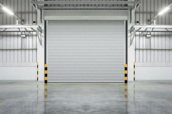 Cửa cuốn công nghiệp chất lượng cao tại đại lý cửa cuốn Austdoor