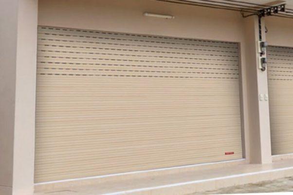 Cửa Cuốn Nan Nhôm Doortech