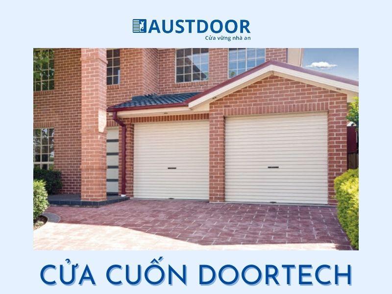 Cửa cuốn doortech có tốt không?