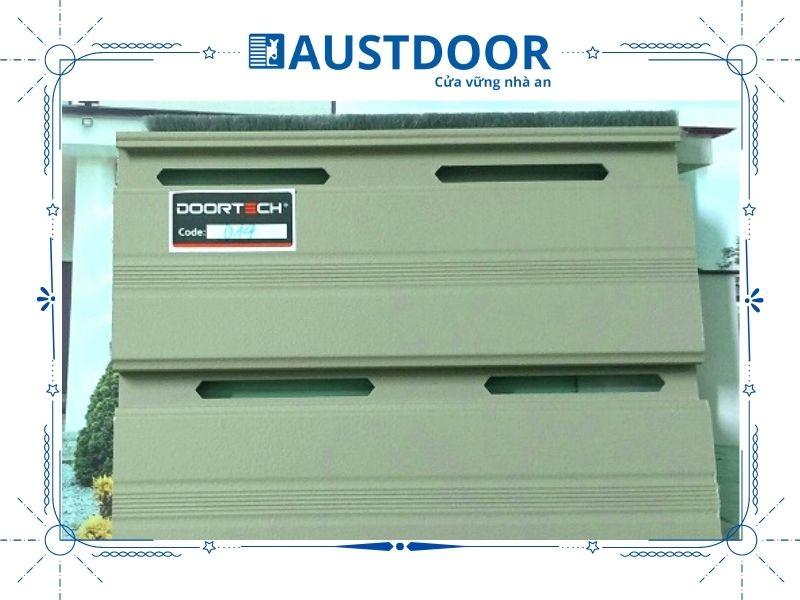 Cửa cuốn doortech an toàn cho người sử dụng