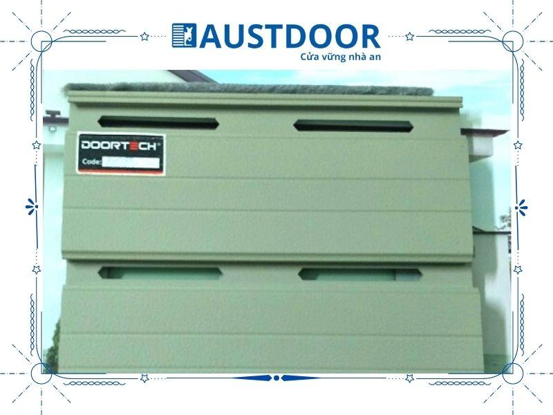 Cửa cuốn doortech đảm bảo về chế độ bảo hành cho khách hàng