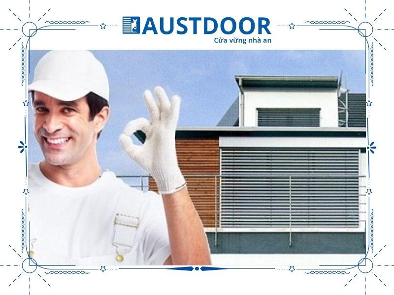 Dịch vụ sửa chữa cửa cuốn Austdoor tại quận 11 uy tín như thế nào