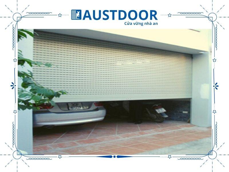 Thông gió đóng vai trò quan trọng đến sự thông thoáng của garage