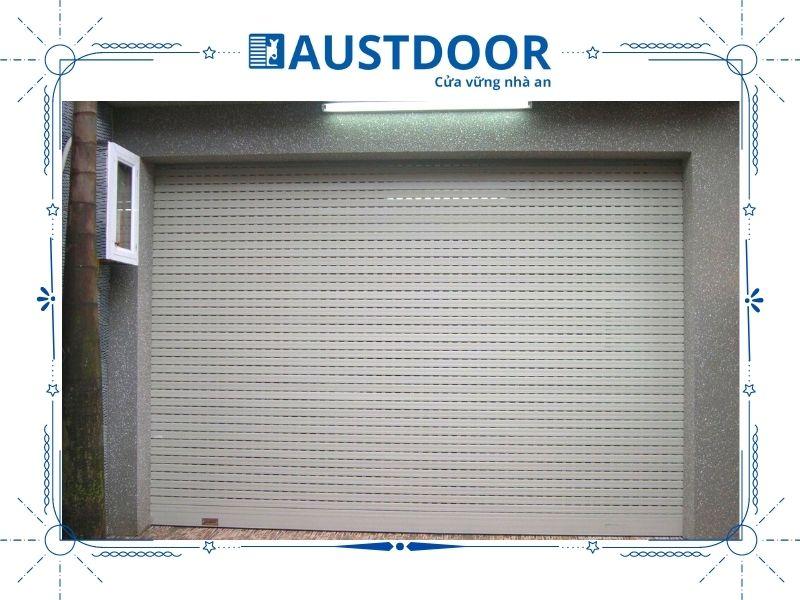 Khi lắp cửa cuốn cho garage cần đảm bảo tính an toàn cho người sử dụng