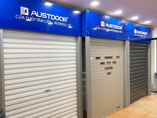 Austdoor – thương hiệu cửa cuốn uy tín, hàng đầu Việt Nam
