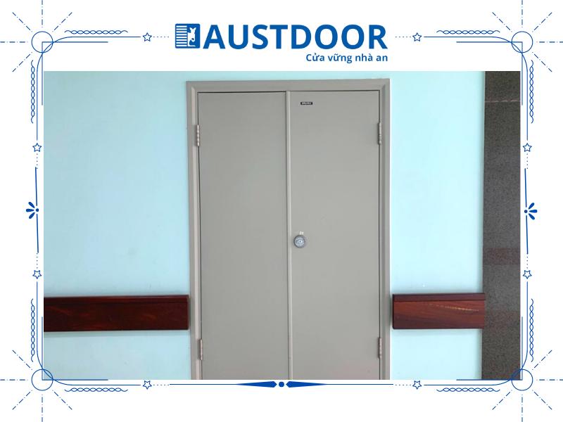 Đảm bảo tính mạng là tính năng quan trọng nhất của loại cửa này