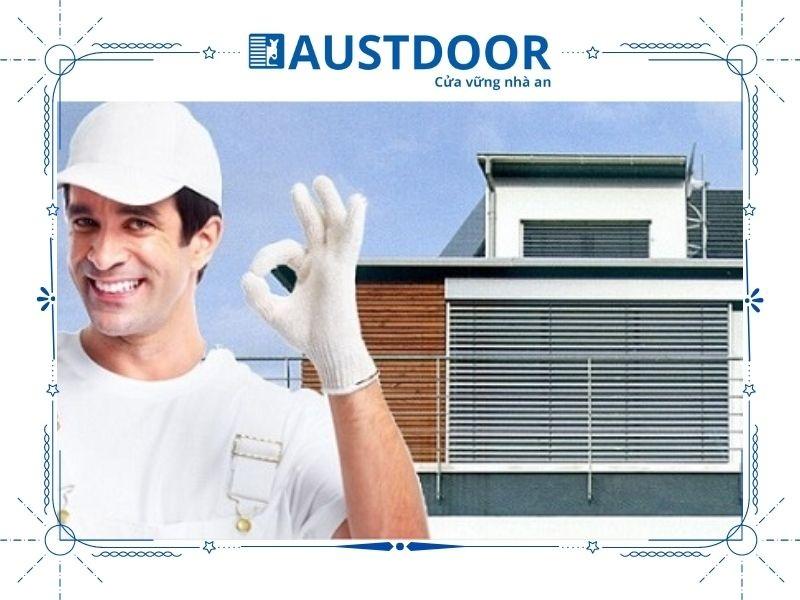 Sửa chữa cửa cuốn tại huyện Nhà Bè được nhiều khách hàng quan tâm