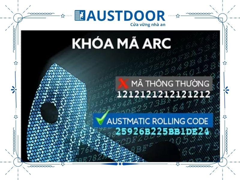 Công nghệ cao mã khoá ARC – bảo vệ tốt hơn