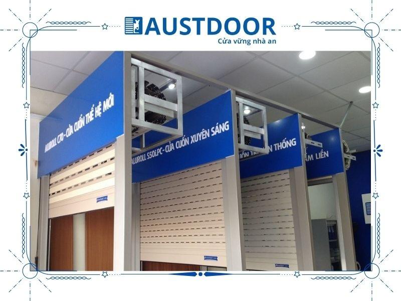 Báo giá cửa cuốn Austdoor quận Thủ Đức