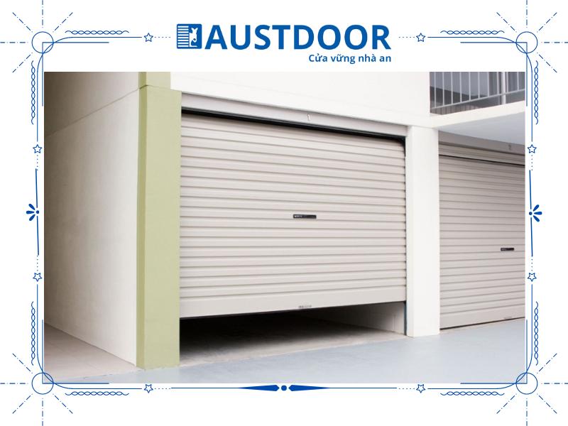 Cửa cuốn Austdoor là một trong những sản phẩm khá chất lượng