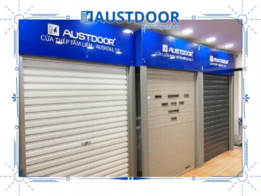 Mua cửa cuốn Austdoor tại quận 6