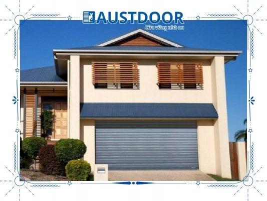 Cửa cuốn Austdoor chất lượng