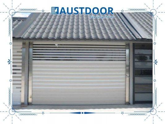 Cửa cuốn Austdoor có nhiều ưu điểm nổi trội