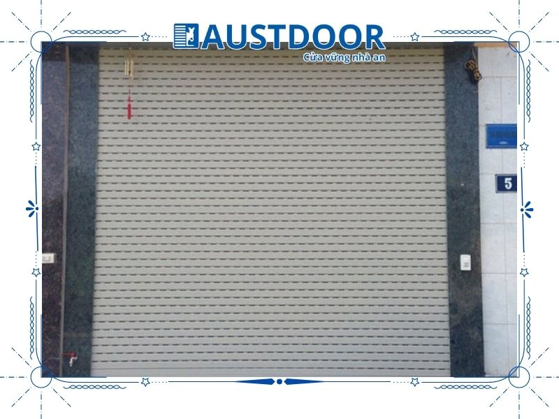 báo giá Cửa cuốn austdoor Huyện Nhà Bè