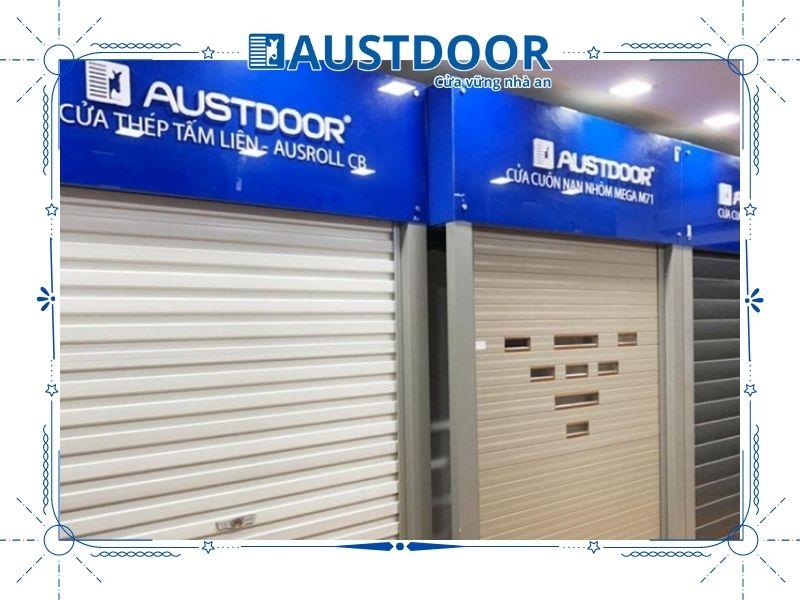 báo giá Cửa cuốn austdoor quận Bình Tân
